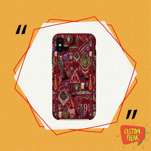 Harry Potter Pattern - Cell Cover - Cell Cover