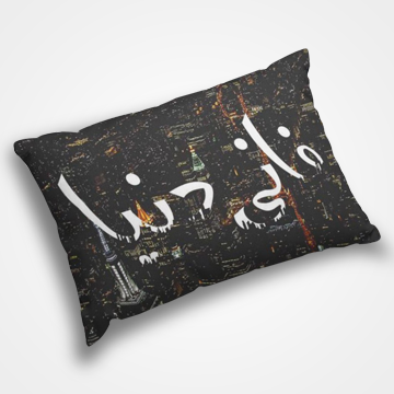 Faani Duniya - Pillow Cover