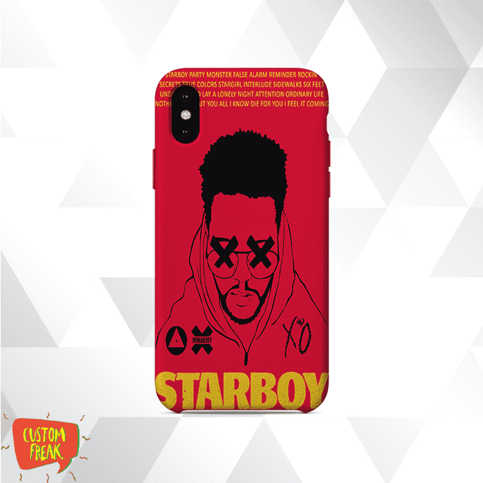 Starboy - The Weeknd - Cell Cover - Cell Cover