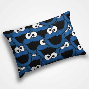 Cookie Montser - Pillow Cover