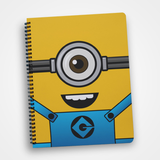 Minion - Notebook