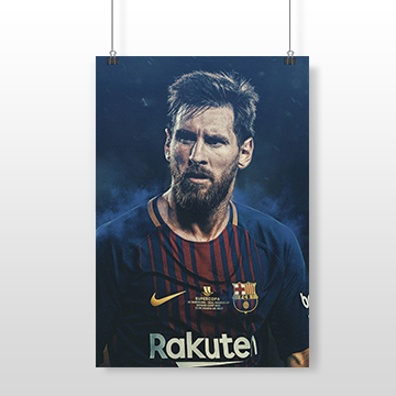 Messi  - Wall Posters