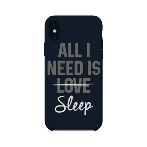 All I Need Is Love Sleep - Cell Cover