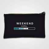 Weekend Loading - Zipper pouch