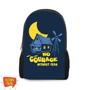 Courage The Cowardly Dog - Backpack