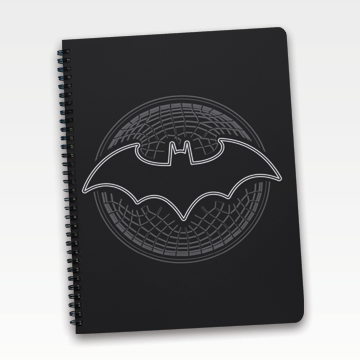 Batman - Notebook
