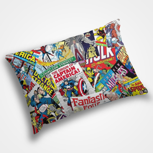 Marvel Comic - Pillow Cover