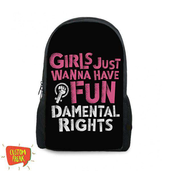 Girls Rights - Backpack