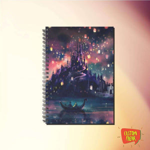 Notebook Tangled