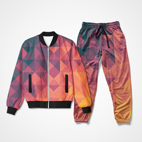 Abstract - Track Suit