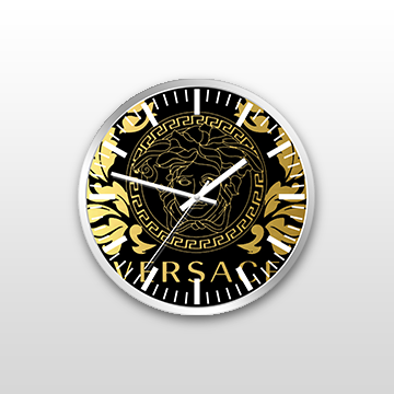 Versace  - Wall Clock