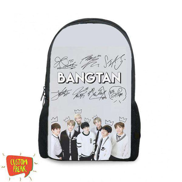 Bts - Bangtan - Backpack