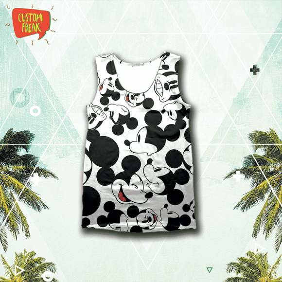 Mickey Mouse - Tank Tops
