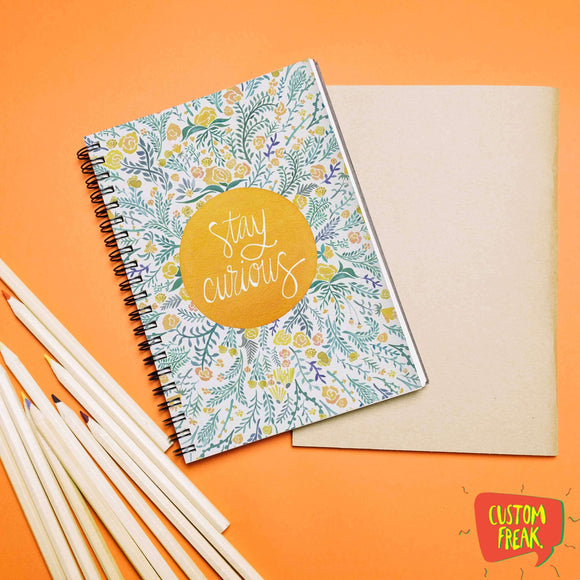 Stay Curious - Notebook