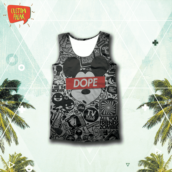 Dope - Tank Tops