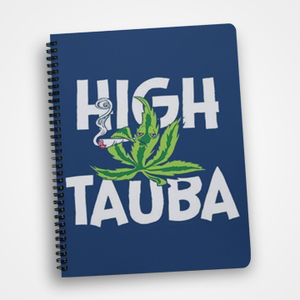 High Tauba - WEED - Notebook