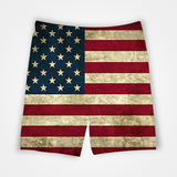 USA Pattern - All Over Printed Shorts