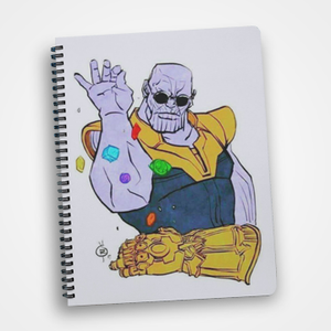 Thanos - Notebook