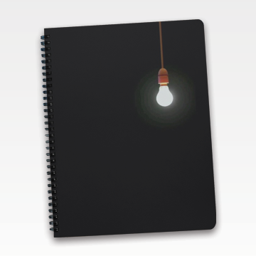 Light Bulb - Notebook