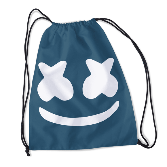 Marshmallow - Drawstring Bag