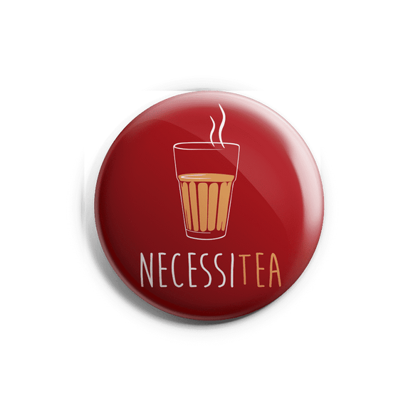Necessitea - Badge
