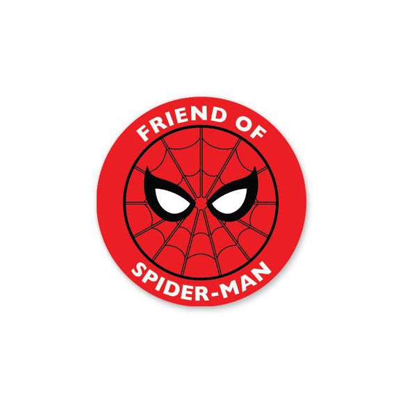 Friends Of Spiderman - Cutout sticker