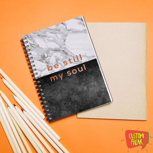 Be Still My Soul - Notebook