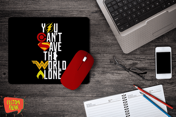 Justice League - Mouse Pad