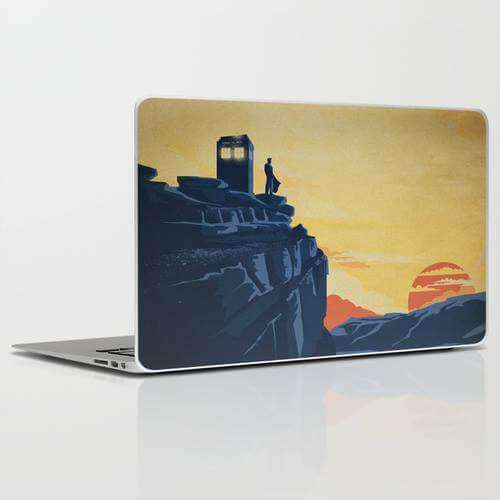 Laptop Skin Abstract