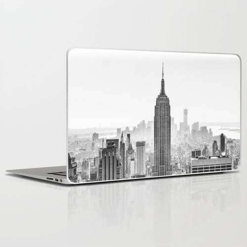Laptop Skin Skyline New York