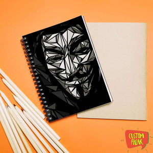 Anonymous - Notebook