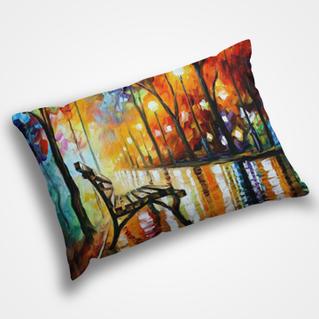 Painting - Pillow Cover