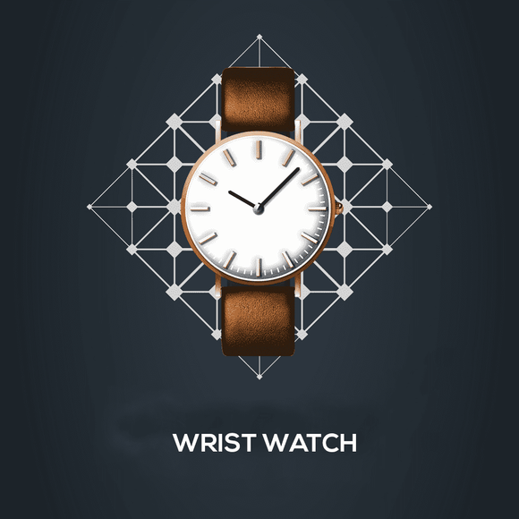 Create your Wrist Watch