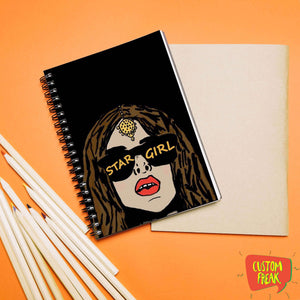 Star Girl - Notebook