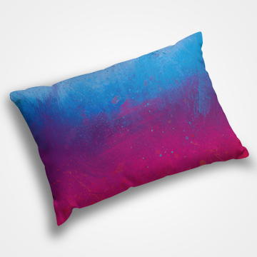 Two Shades - Pillow Cover