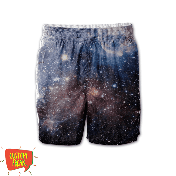 Galaxy - All Over Printed Shorts