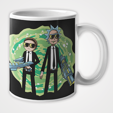 Rick And Morty  - Mug