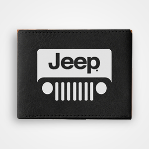 Jeep - Graphic Printed Wallets