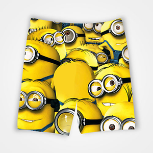 Minions  - All Over Printed Shorts