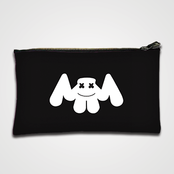 Marshmallow - Zipper pouch