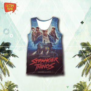 Stranger Things - Tank Tops