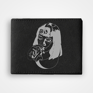 Pulp Fiction - Graphic Printed Wallets