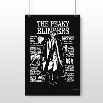 By Order Of The Peaky Blinders - Wall Posters