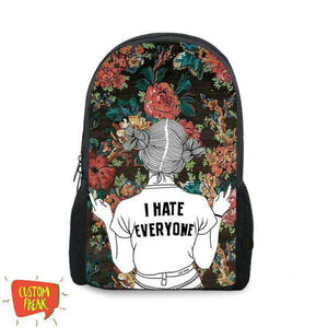 I Hate Everyone - Backpack