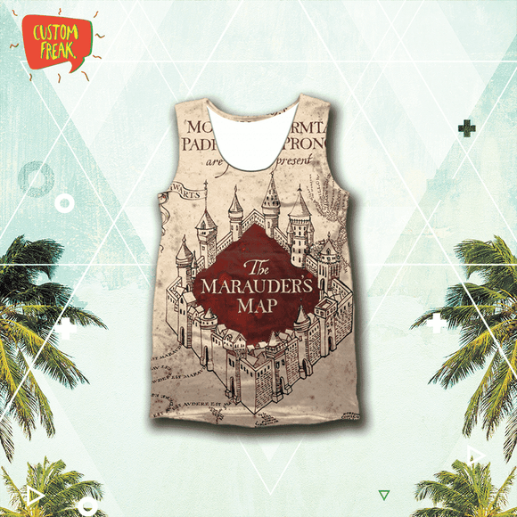 Mischief Managed - Tank Tops