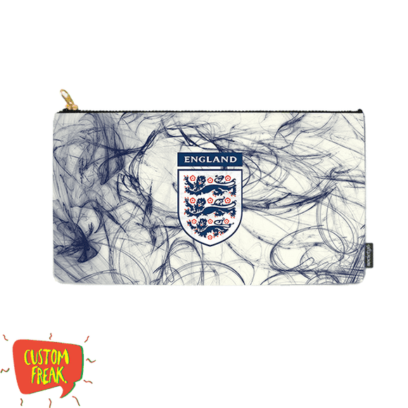 England - World Cup - Zipper Pouch
