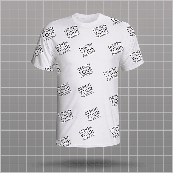 Create Your All Over Printed T-Shirts
