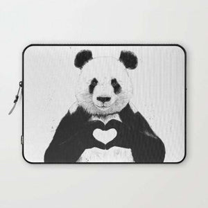 Laptop & Tablet Sleeve Panda