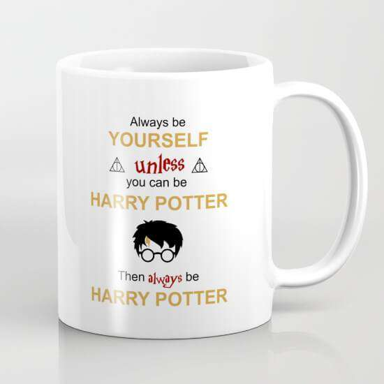 Harry Potter Fan - Mug