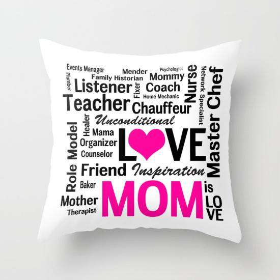 Mom - Cushion